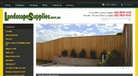 Fencing Austral - Landscape Supplies and Fencing